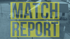 Match Report   Saturday 14th September
