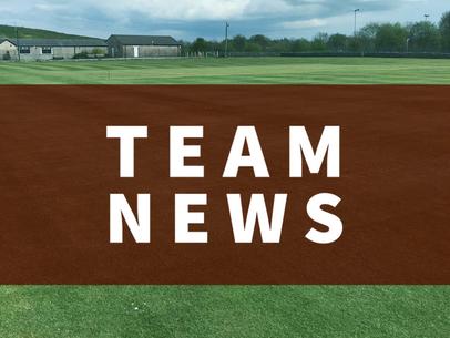 Team News | Saturday 19th June