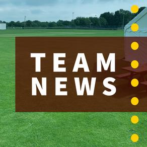 Team News | Whaley Bridge v  Dove Holes | Saturday 15th August