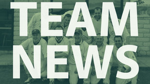 Team News   Saturday 16th June