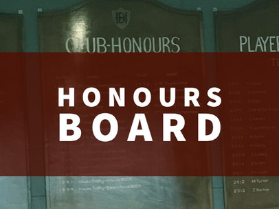 Honours Board | Dave Cartledge 6-35