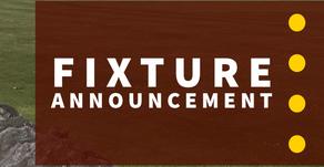 Fixture Announcement
