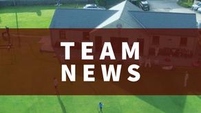 Team News   Saturday 24th April