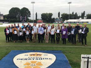 DCB Recognition for Groundsman Gould