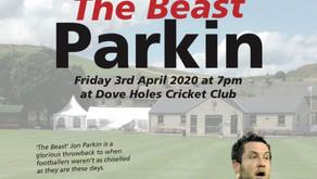 An Evening With Jon Parkin