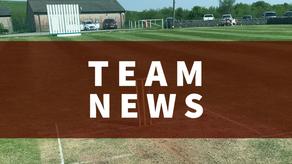 Team News | Saturday 12th June