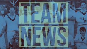 Team News | Saturday 3rd & Sunday 4th August