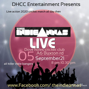 DHCC Entertainment Presents... Live Music from The Indieannas!