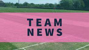 T20 Team News   Thursday 17th June