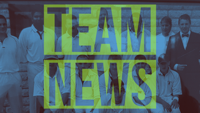 Team News | Saturday 17th August