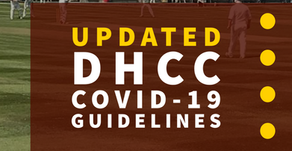 UPDATED DHCC COVID-19 GUIDELINES