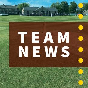 Team News | Tintwistle v Dove Holes | Saturday 12th September