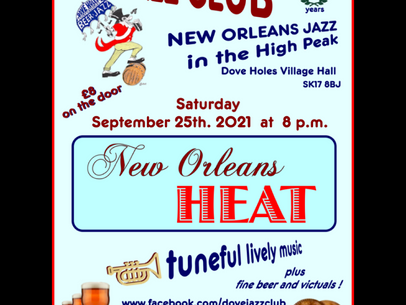Next Up   New Orleans Heat   Saturday 25th September