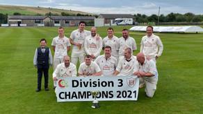 Division Three Champions   An Unbeaten Season