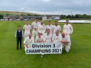 Division Three Champions | An Unbeaten Season