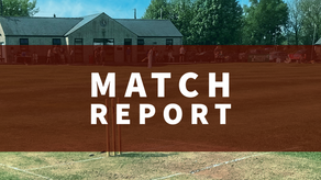 Match Report | 4 out of 4