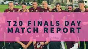 T20 Finals Day Report