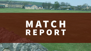 Match Report   Dove Double