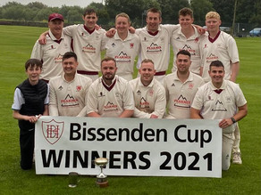 How the Bissenden Cup was won