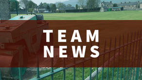 Team News   Saturday 1st May
