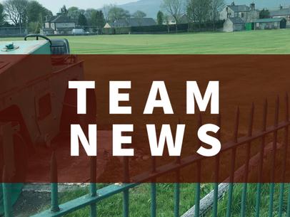 Team News | Saturday 1st May