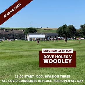 Cricket this weekend... Double Header