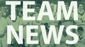 Team News   Saturday 14th & Sunday 15th July