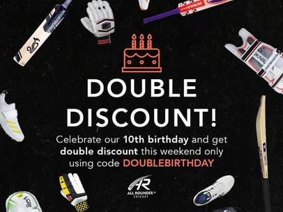 All Rounder Cricket 10th Birthday!