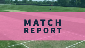 T20 Match Report   2 out of 2