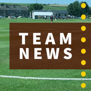 Team News | Stalybridge v Dove Holes | Saturday 29th August
