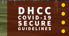 DHCC COVID-19 GUIDELINES