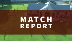 Match Report   Dove finish with a win