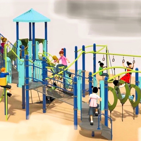Sayre Playground Capital Campaign