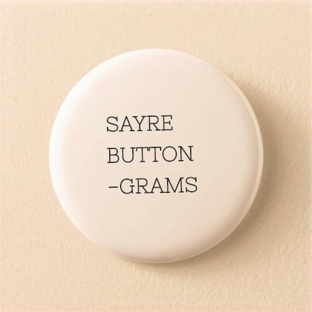 Valentines Day Button-Grams