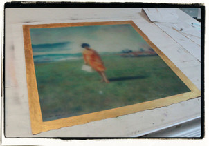 """New Mixed Media Painting Titled """"Niagara Vacation"""""""