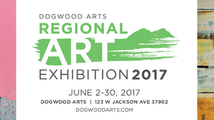 The Dogwood Arts Regional Exhibition 2017, Knoxville Tennessee