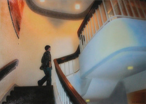 Ascending The Staircase