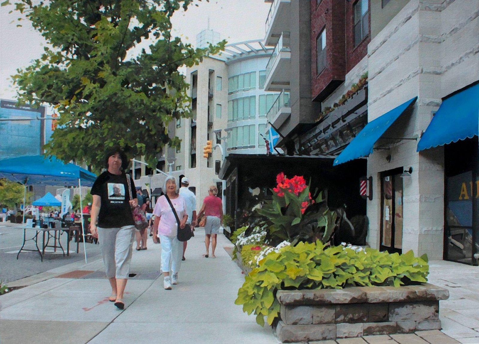 Nashville Gulch Walk