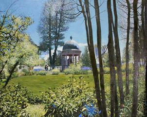 New Work: Rachel's Garden (Jackson's Tomb)