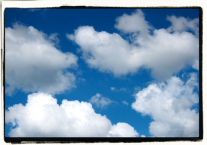 Studying The Cumulus Clouds