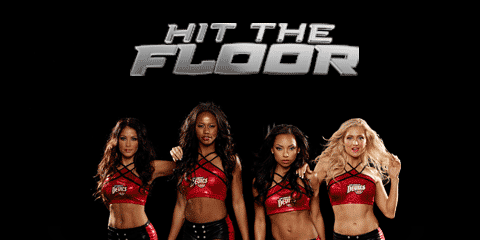 "VH1 ""Hit The Floor"" season 1"