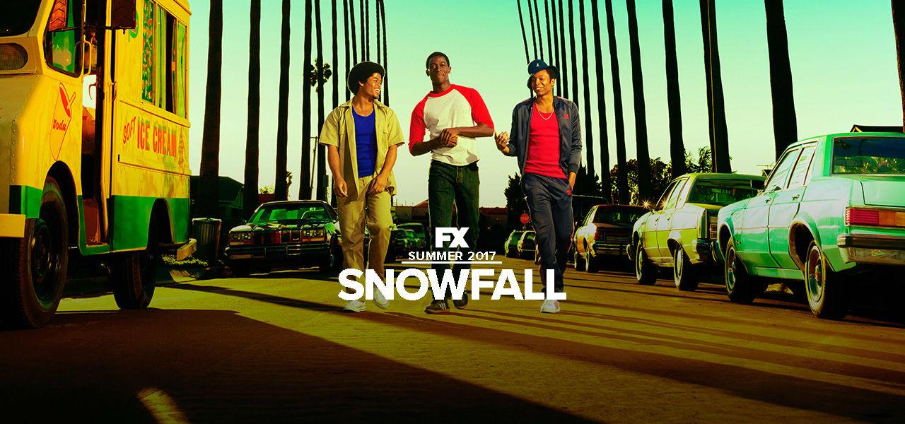 Snowfall: Season 1 FX