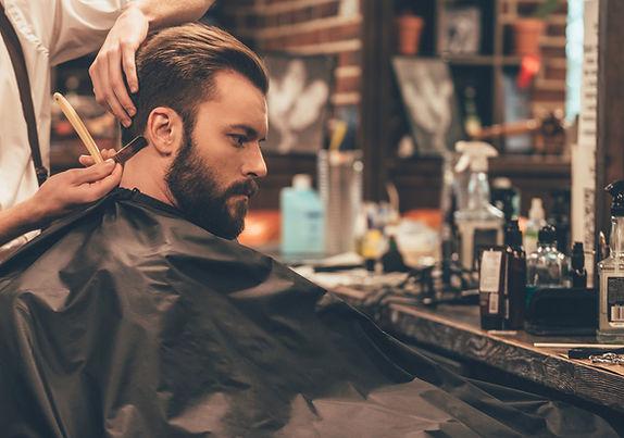 Obtenir un homme Haircut