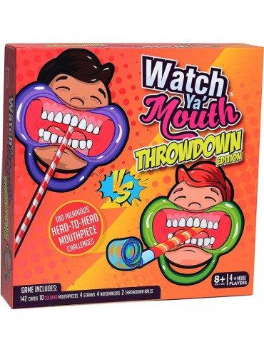 Watch Ya Mouth Throwdown