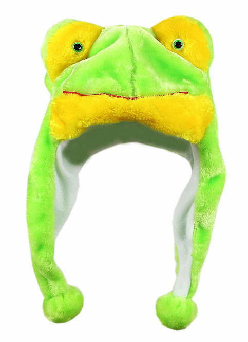 Animal Beanie - Frog