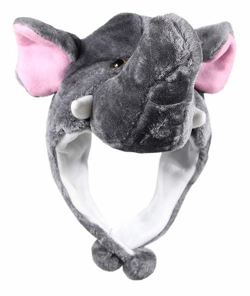 Animal Beanie - Elephant