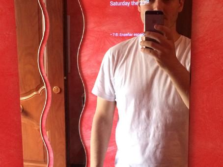 Cómo hacer un espejo inteligente casero
