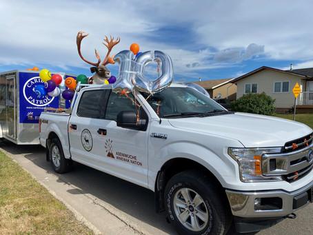 10 Seasons of Caribou Patrol!