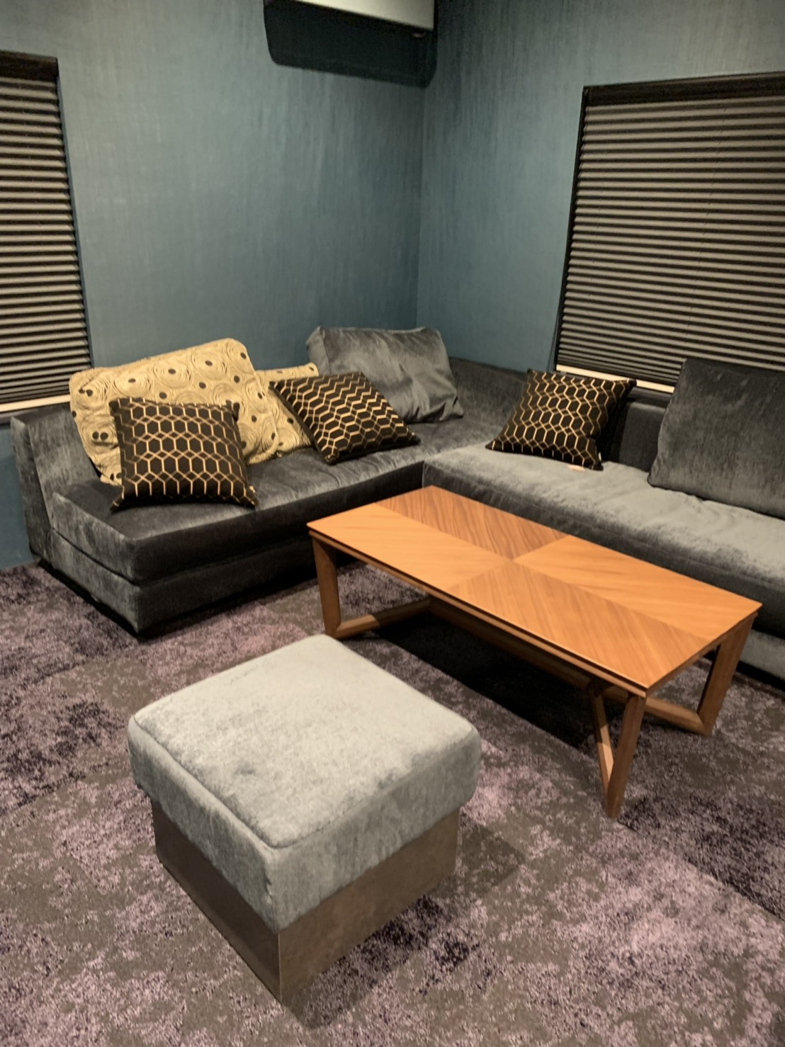 Hukla社の高級ソファー