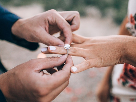 You said yes!...Now what?